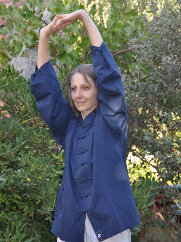 Corinne Dugué Chenel Enseignante de QI Gong